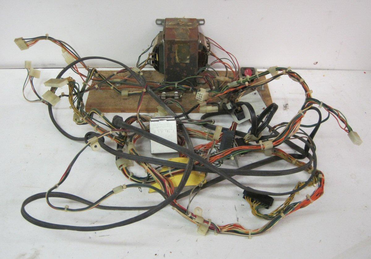 0013350 astro invader cocktail astro invader cocktail wiring harness for sale quarterarcade com