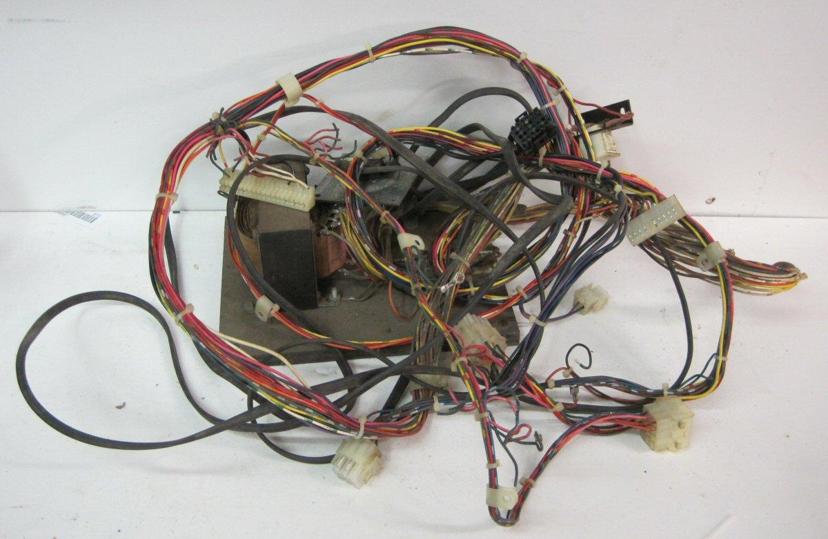 0014961 space invaders midway version space invaders (midway version) wiring harness for sale