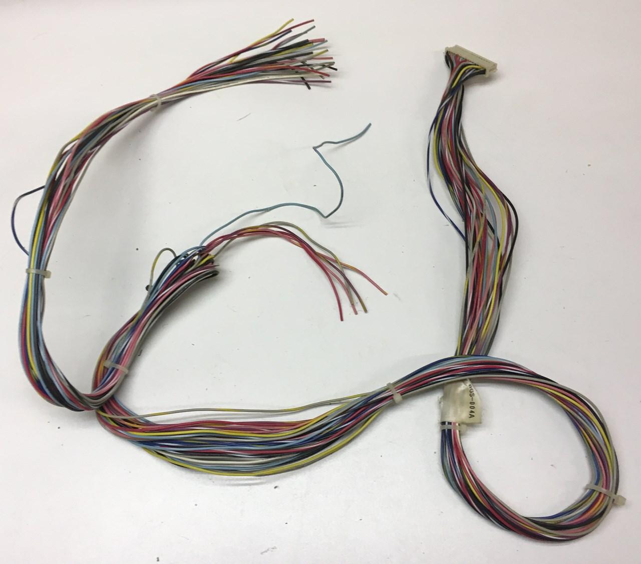 capcom cps ii jamma arcade game wiring harness for sale rh quarterarcade com