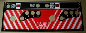Picture of Neo Geo MVS 2 / 4-Slot
