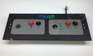 Picture of Vs. / UniSystem Upright Control Panel