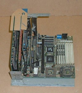 Picture of Bonanza Touchscreen Motherboard
