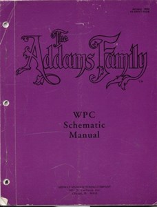 Picture of Addams Family Schematics
