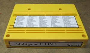 Picture of 111 in 1 Neo Geo Multigame Cartridge