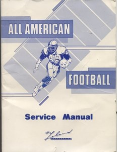 Picture of All American Football