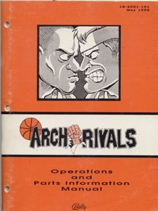 Picture of Arch Rivals