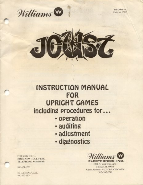 picture of joust