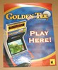 Picture of Golden Tee Fore Poster