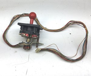Picture of Red Ball Rotary Joystick
