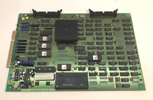 Picture of Legendary Wings CPU Board